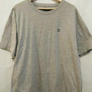 Timberland Graphic Grey Soft T-Shirt